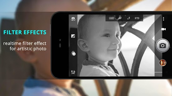 Fast Camera - HD Camera Professional Screenshot