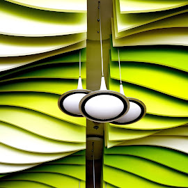 Fall Ceiling by Sanjeev Kumar - Abstract Patterns