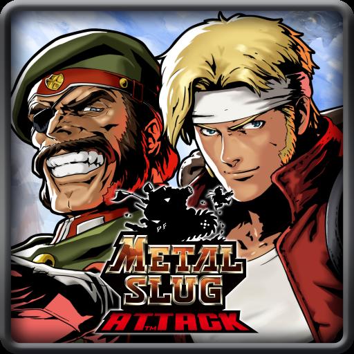 METAL SLUG ATTACK APK Cracked Download