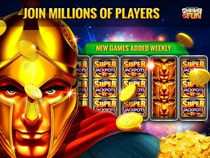 Game House of Fun Slots Casino version 2015 APK