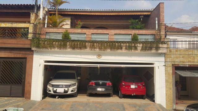 Casa Sobrado à venda, Vila Ivone, São Paulo