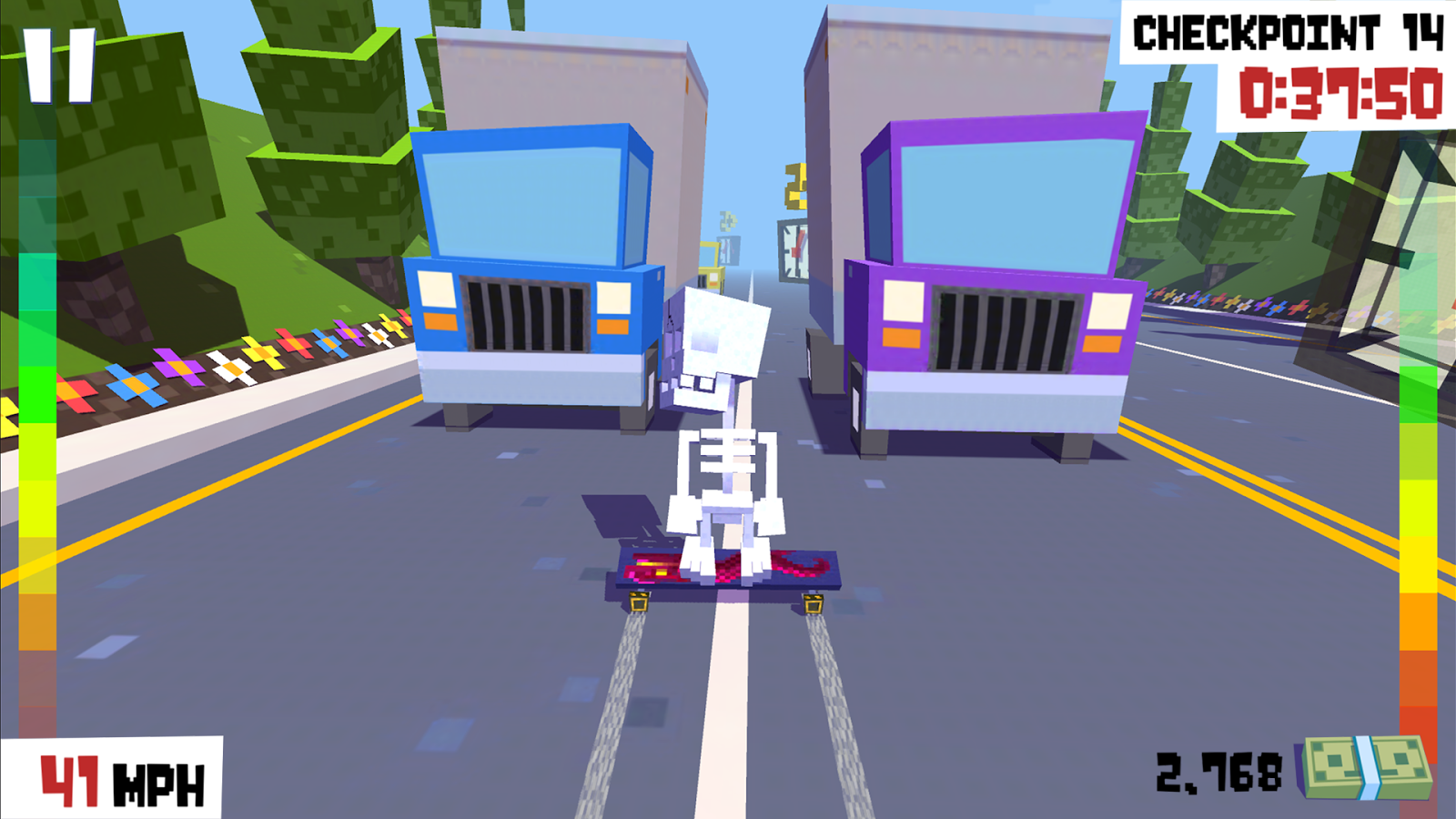 Star Skater Screenshot 2