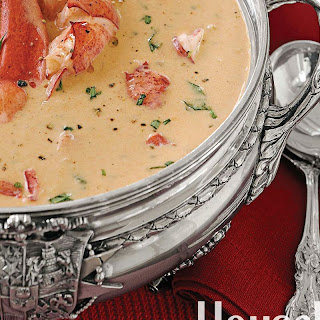 Lobster Bisque from Alex Hitz