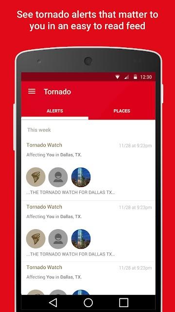 Tornado - American Red Cross screenshots