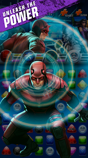 Marvel Puzzle Quest screenshot 5