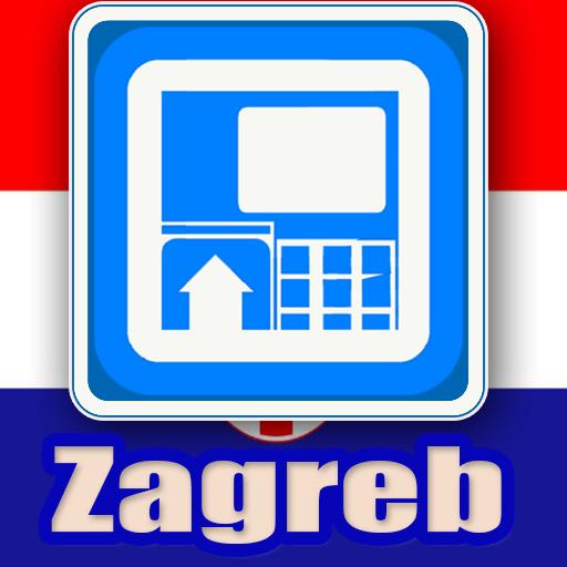 Android aplikacija Zagreb ATM Finder na Android Srbija