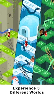 🐍 Snakes and Ladders - Free Board Games 🎲 for pc