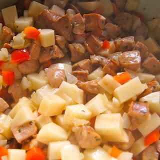 Chicken Sausage Corn Chowder Recipes