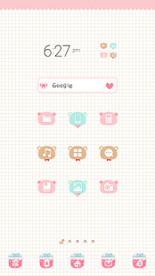 Gomdori DodolLauncherTheme - screenshot