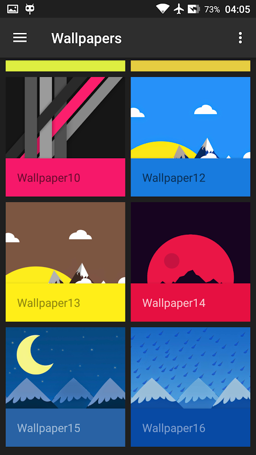 MeeUi HD - ICON PACK Screenshot 5