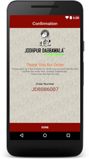 Jodhpur Dabbawala APK for Bluestacks