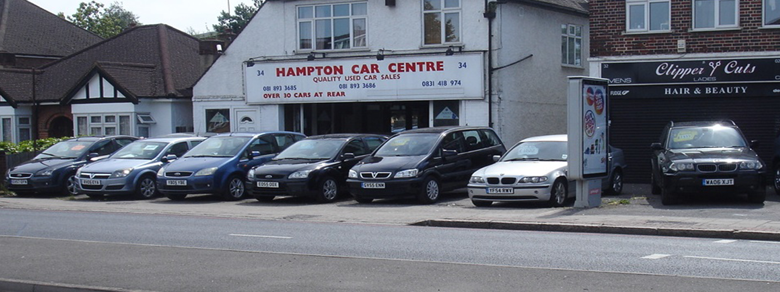 Hampton Car Centre