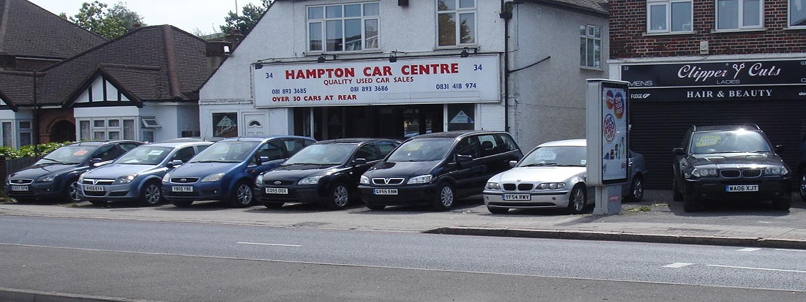 Hampton Car Centre