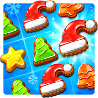 Christmas Cookie  Santa Clauss Match 3 Adventure on PC / Windows 7.8.10 & MAC