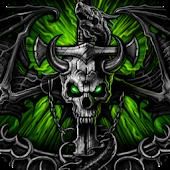 Hell skull sword APK for Bluestacks