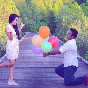 ku persembahkan untukmu by Aji Prasetyo - Wedding Other