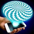Simulator Hologram Hypnosis APK for Bluestacks