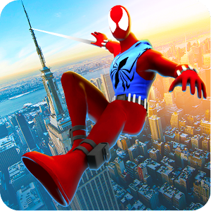 New Spider Hero Legend 3D For PC