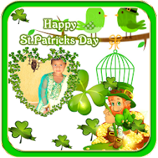 St. Patricks Day Photo Frames