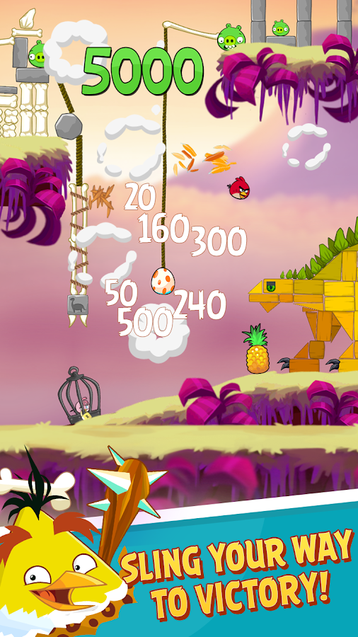 Angry Birds Classic Screenshot 1