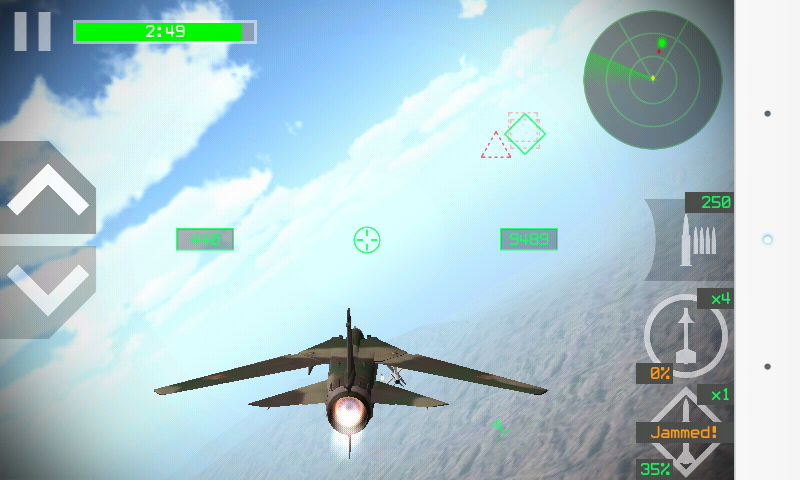 Strike Fighters (Pro) Screenshot 1