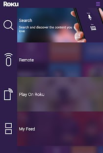 Download Android App Roku for Samsung