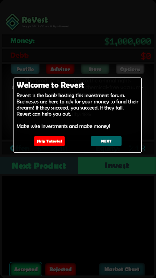Revest Inc. android spiele download