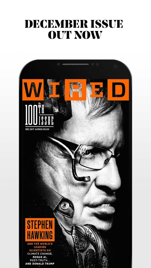 WIRED UK Screenshot