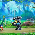 Game of Sonic DashBoard run APK for Bluestacks