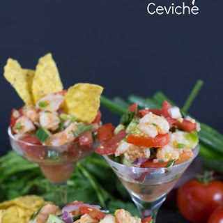 Green Shrimp Ceviche Recipes