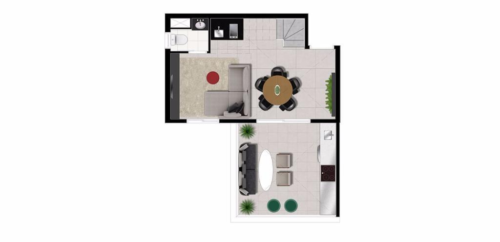 Duplex 1 - Inferior
