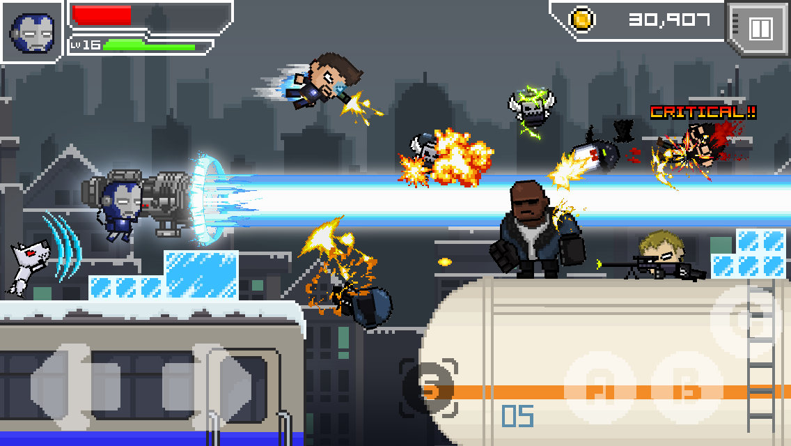 HERO-X Screenshot 5