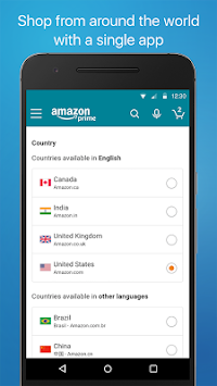 Amazon Shopping APK screenshot thumbnail 4