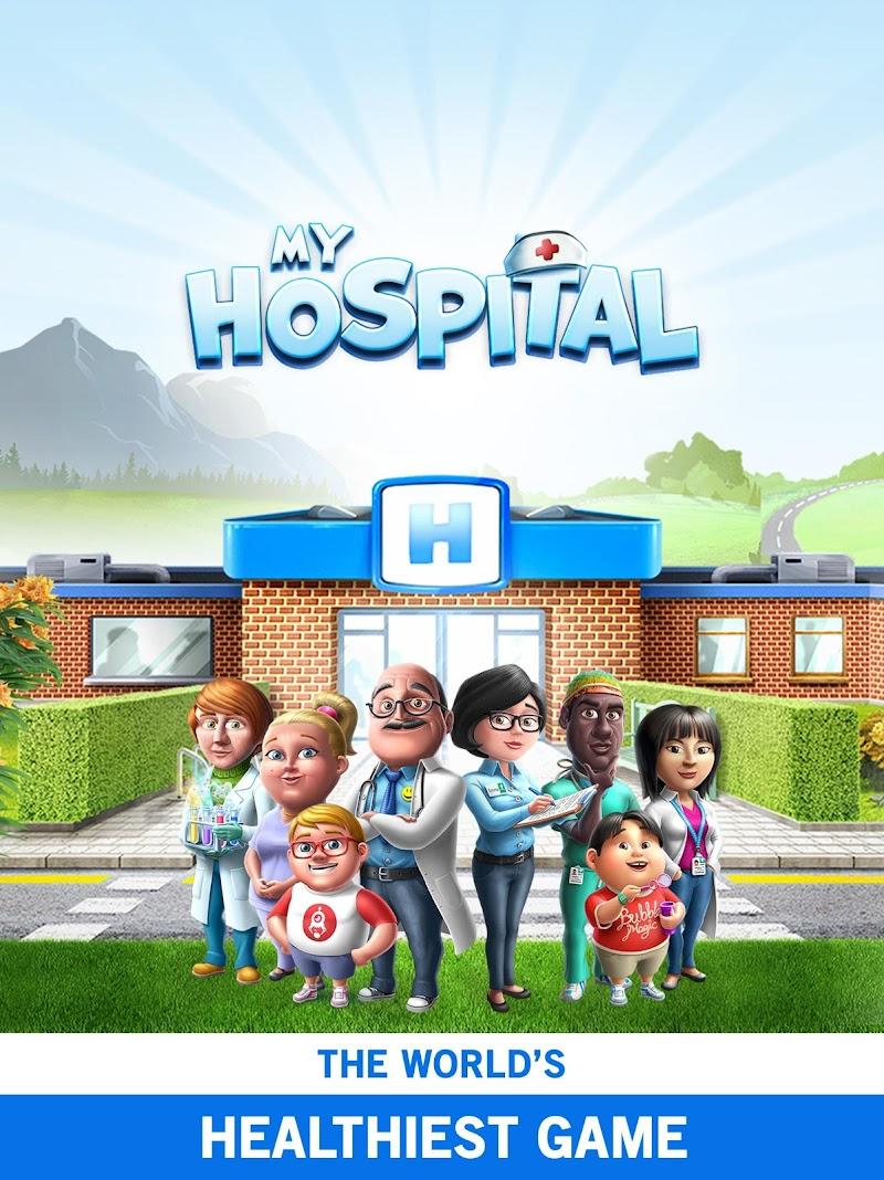 My Hospital: Build and Manage Screenshot 14