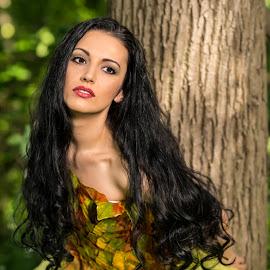 Wood princess by Lucian Pirvu - People Fashion ( nono pirvu, photographer,  )