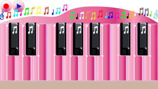 Real  Pink Piano For PC
