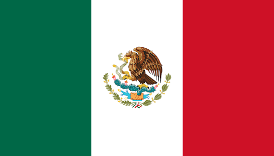 Mexico Flag Wallpapers for pc