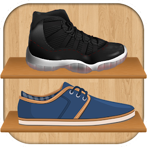 Men Shoes Online Shopping Icon