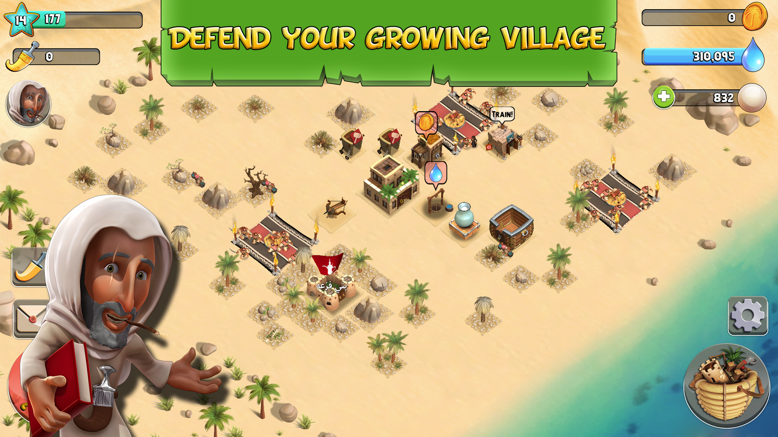 Tribal Rivals Screenshot 4
