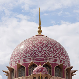 Masjid Putrajaya by Mary Yeo - Buildings & Architecture Places of Worship