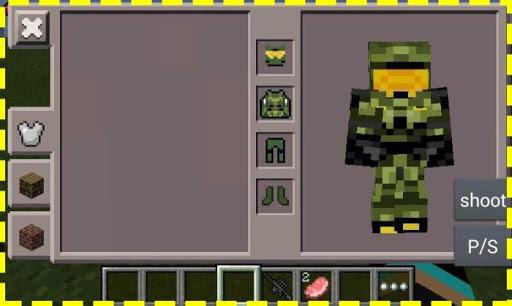 Armor + Weapons Mod Installer APK download APKPure.co