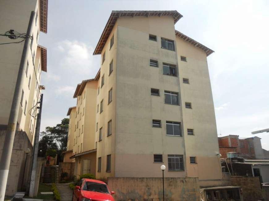 Apartamento Com 2 Dormitórios À Venda, 45 m² Por R$ 175.000 -  Rua Nápolis, 415 - Jardim Colibri - Cotia/SP - AP18626