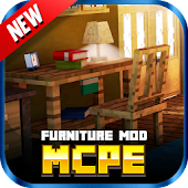 App Furniture Mod For MCPE! apk for kindle fire
