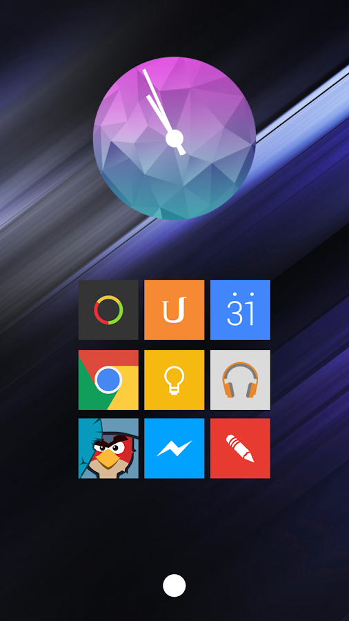 Rifon - Icon Pack Screenshot 0