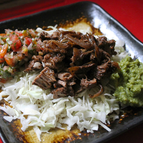 COFFEE BRAISED CHILE BEEF
