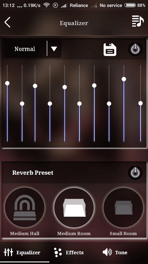 Fx Music Player + Equalizer Screenshot 13