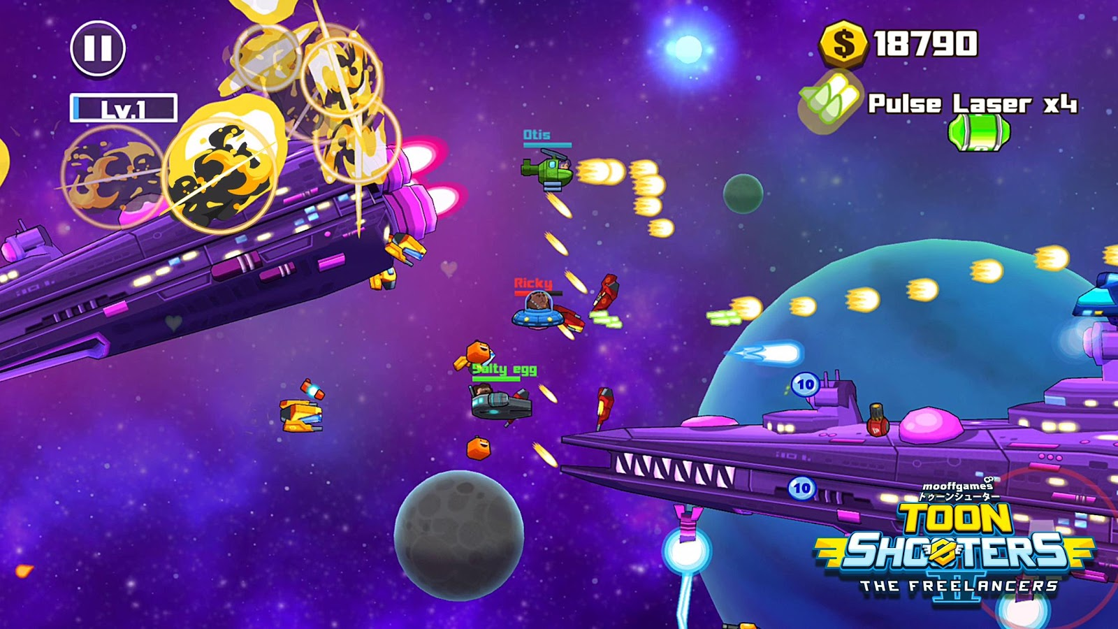 Toon Shooters 2: Freelancers Screenshot 3
