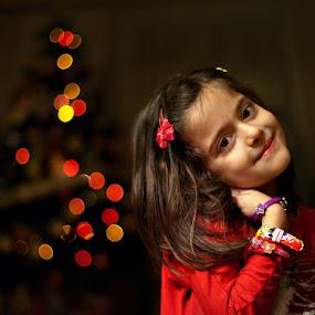 Spirit of Christmas by Χρήστος Λαμπριανίδης - Babies & Children Child Portraits