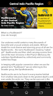 Nudibranch ID Indo Pacific - screenshot