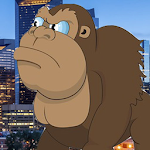 Monkey Kong Attack 2018 Icon